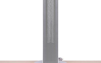 10秒钟能干什么?智米智能暖风机10秒能温暖整个房间