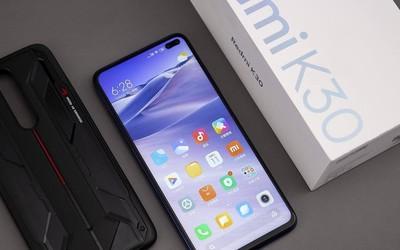 Redmi K30 5G成功入網工信部 將于2020年1月正式開售