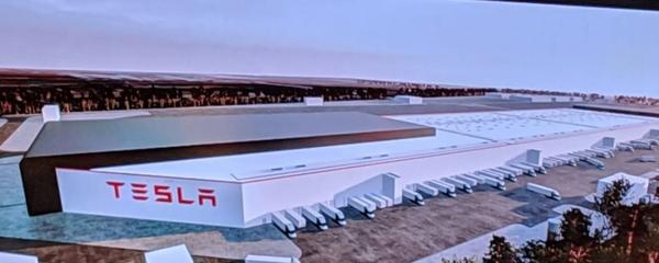 特斯拉德国工厂每年将生产50