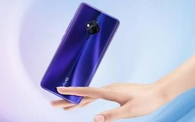 vivo S5拍照手机来了!支持5重超质感美颜 小姐姐买它