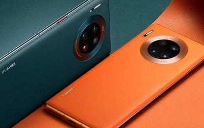 华为Mate30 Pro 5G全新版本开售 双模5G 售价6399元