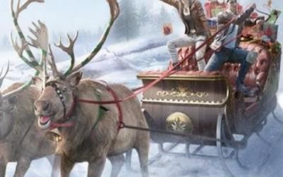 《和平精英》圣诞模式 极寒模式上线 参与赢多重好礼