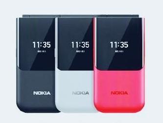 諾基亞2720功能機發布 雙屏設計售599元已經開啟預約