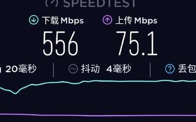 华海良曝光魅族5G新机测速截图 新旗舰魅族17将至?