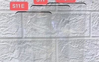 三星Galaxy S11再曝細節:更極致的全面屏有點厲害