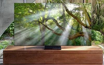 三星无边框8K电视渲染图曝光 这次可能真的没边框了