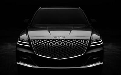 現代捷恩斯新年首發 改版SUV GV80將于本月正式推出