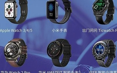 中国联通公布支持eSIM的可穿戴设备:看完以后再买