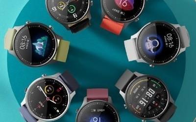 小米手表Color开售 多彩表带1540种搭配方案售799元