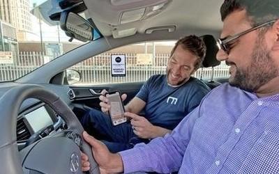 現代在洛杉磯推出共享汽車服務 價格是Uber五分之一