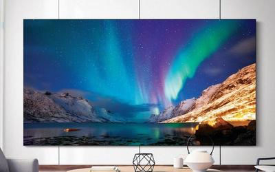 醇享画质 三星电子2020 QLED 8K系列电视亮相CES