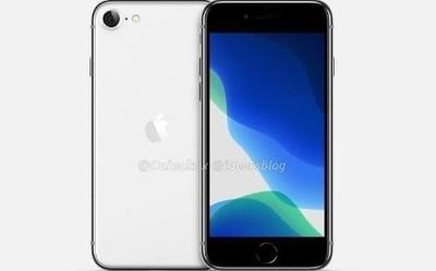 iPhone SE2渲染图首曝 搭载A13仿生外观神似iPhone 8