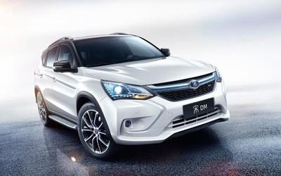 比亚迪汽车发布2019年度销售报告 全系销量超45万辆