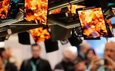 多款柔性屏新品亮相CES 2020  柔宇展台成展区焦点