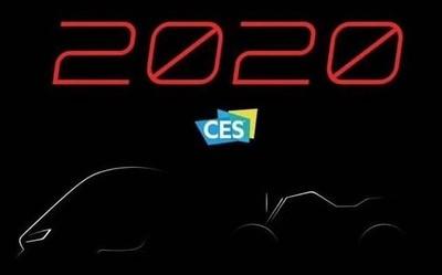 小牛电动在CES 2020首发两款智能车型 均可支持5G