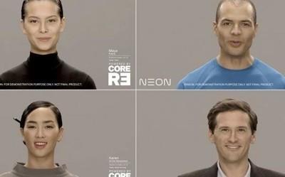 三星Neon人工智人项目揭晓 据称可以通过图灵测试