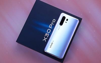 vivo X30 Pro 60倍超级变焦 目光所及之处指哪打哪