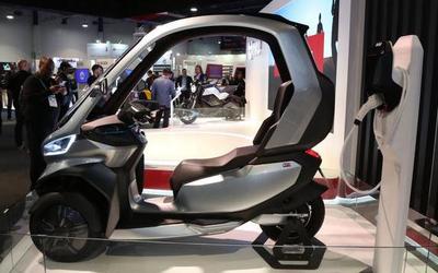 小牛TQi自动驾驶电动三轮车亮相CES 预计下半年投产