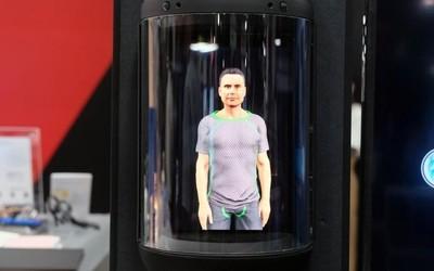Gatebox全息AI伴侣大升级 二次元萌妹变身健身房壮汉