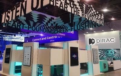 Dirac将在CES2020推出突破性的数字音频解决方案