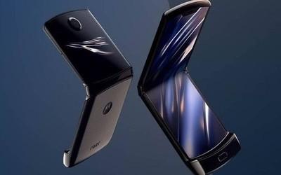 摩托罗拉折叠屏手机Razr二季度国内上市 售价可能破万