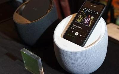 是扬声器还是无线充电器?贝尔金Soundform Elite都行