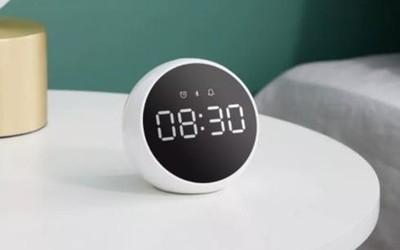 紫米ZMI闹钟音箱开启预售 一款能说会唱的智能闹钟