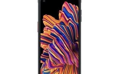 三星Galaxy XCover Pro现身 4500mAh大电池+三防