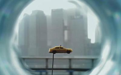 """在出租车后座那些年 """"我""""透过万花筒看到了梦想的世界"""