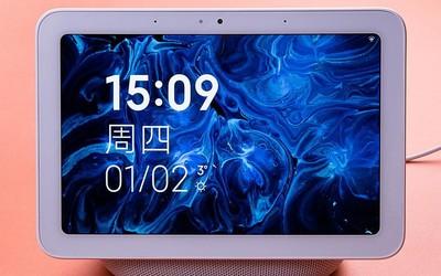小愛觸屏音箱Pro8:要這8寸大屏有何用?我來告訴你!