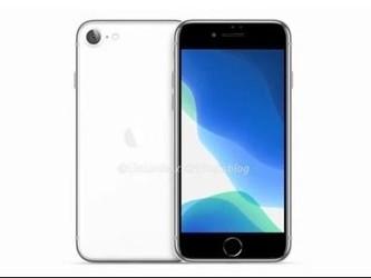 iPhone 9细节曝光:正面配Touch ID背部采用雾面背板