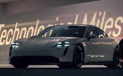 為宣傳純電動跑車Taycan 保時捷首次在超級碗投放廣告