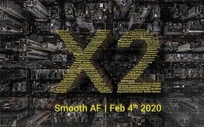 120Hz刷新率屏幕稳了?POCO X2将于2月4日海外发布