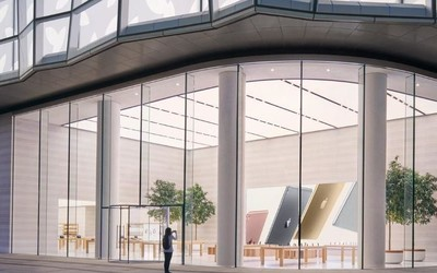 出于公共卫生考虑 苹果临时关闭大陆Apple Store零售店