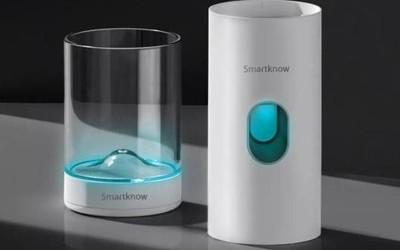 Smartknow自动感应牙膏机+智能杀菌刷牙杯开启众筹