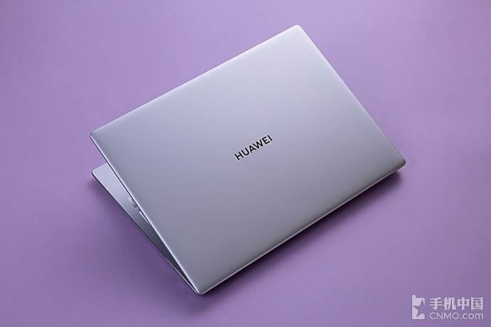 华为MateBook 14 2020款图赏:让移动办公体验更佳的生产力神器