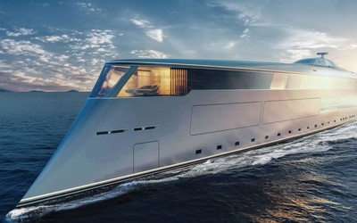 比尔·盖茨6.44亿美元购入新能源游轮 续航6035公里