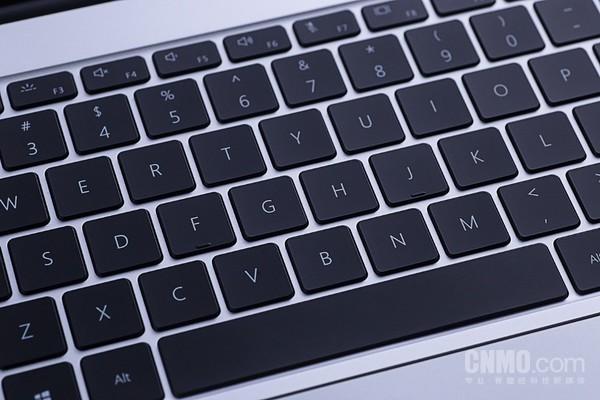 华为MateBook 13 2020款键盘