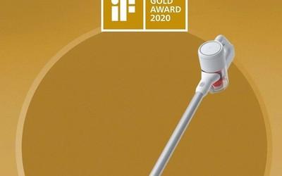 米家手持无线吸尘器获iF设计金奖 30余款产品获iF设计奖