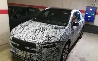 特斯拉不再是首选 奔驰最新纯电动车型EQA或今秋上市