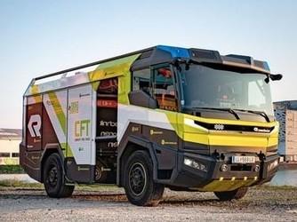 北美首辆:洛杉矶消防局宣布购置了一辆电动消防车