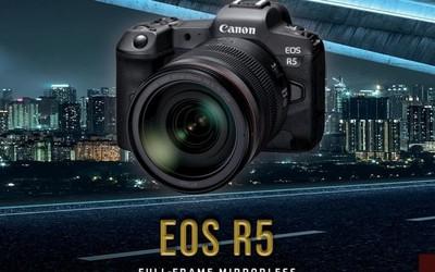 佳能宣布正在研发EOS R5专微相机 支持8K视频拍摄