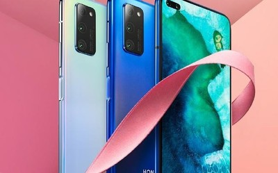 持续第一 荣耀V30系列连续4次斩获5G手机销量冠军