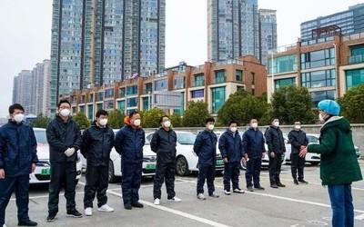 滴滴出行医护保障车队登陆南京 为医务人员提供服务