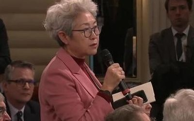美众议院议长抹黑华为威胁西方制度 傅莹霸气回怼