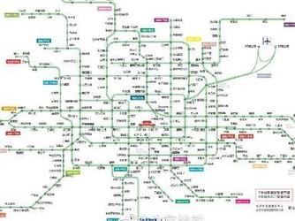 北京地铁满载率查询功能升级 可实时显示车厢满载率