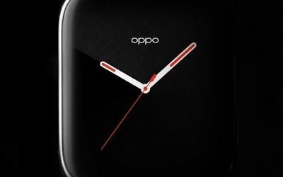 官方曝光OPPO智能手表渲染图:曲面屏配合3D玻璃