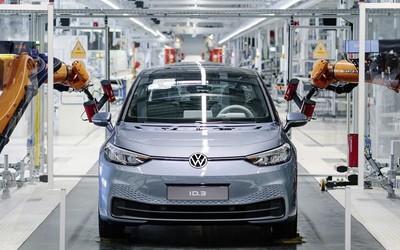 首批大众ID3将于3月28日运抵英国 交付将提前于预期