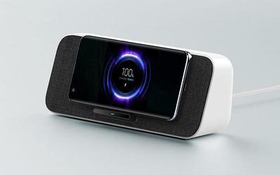 小米无线充蓝牙音箱今日开售 支持最高30W无线快充