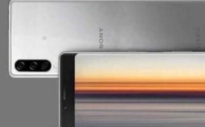 索尼Xperia 9渲染←图曝光¤ 这是你没有见过的全新外观